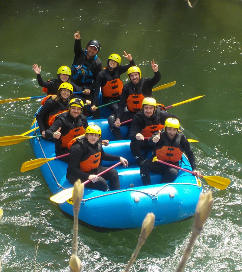 Rafting Arcadia