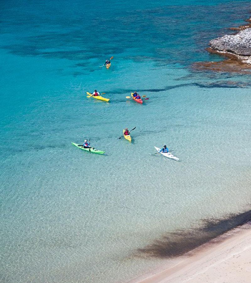 Kardamyli Sea Kayak