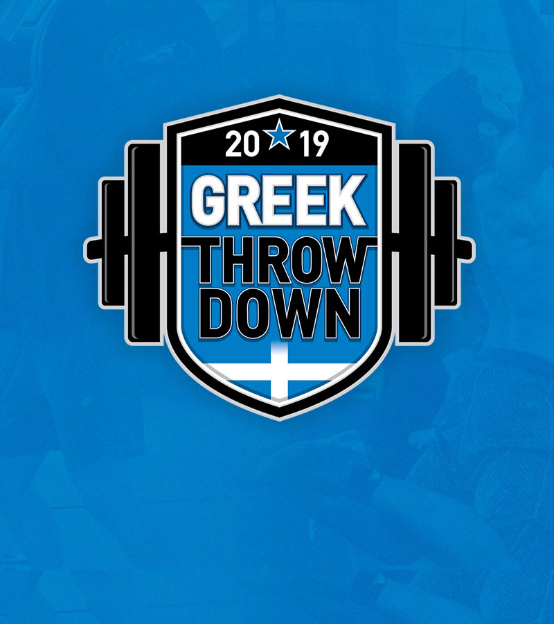 Greek Throwdown 2019